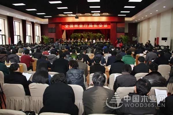 【数据解读】从历届全国林业厅局长会议看林业之变!