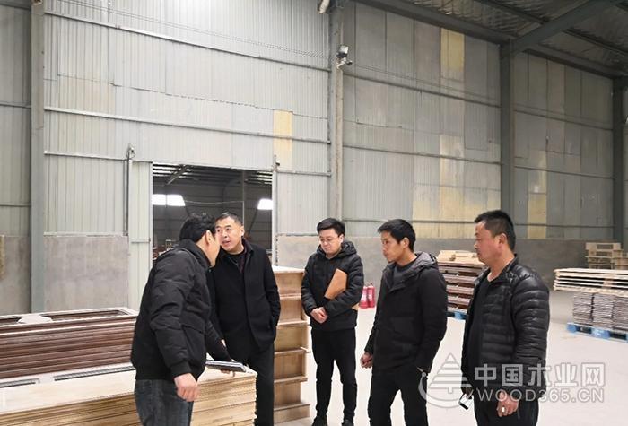 山东成武县开展木材加工、家具制造行业联合执法检查