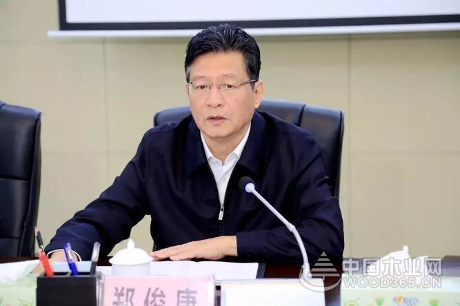 柳州鹿寨将打造全球化林业产业中心