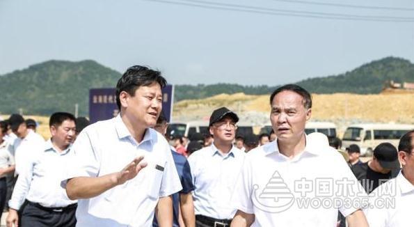 云南现代家具制造产业园(二期)开工典礼隆重举行
