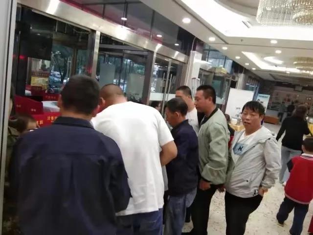 2019山西福湘运营中心木工答谢会在左权举行