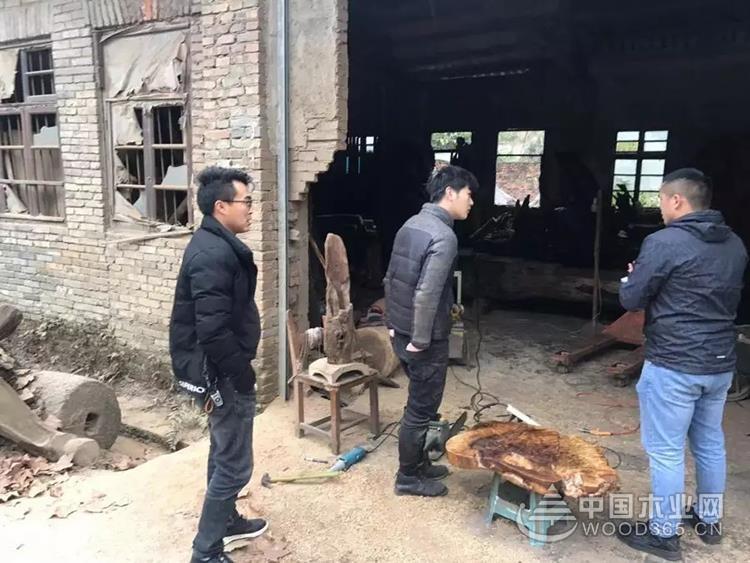 贵州都匀市沙包堡开展木材加工企业安全生产大检查