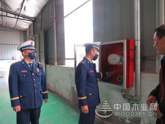 河北廊坊开展木材加工业消防安全专项治理
