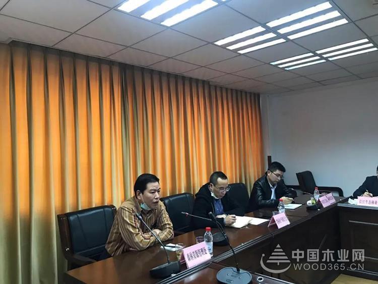 四川省重点木制品加工座谈会在成都召开