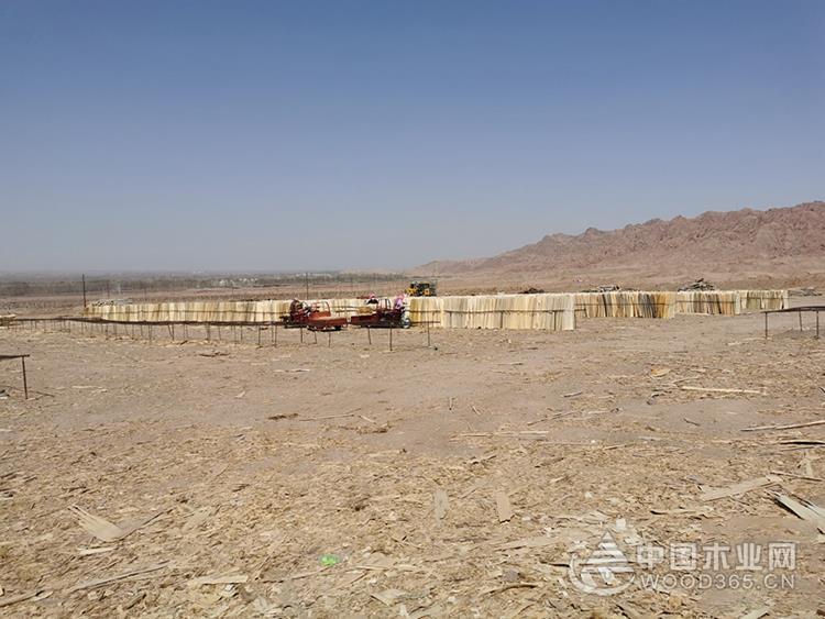 甘肃省张掖市检查木材加工企业筑牢安全生产