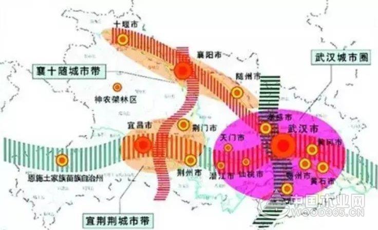 定制家居企业为何纷纷布局湖北荆门作为生产基地?