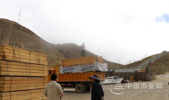 西藏日喀则市林草局依法开展木材及其制品检疫专项检查