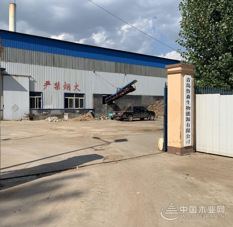 胶州木材市场遇霸王条款 鲁森生物能源被点名