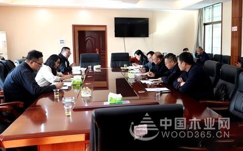 国家林草局专家来隆回调研国家木材战略储备林融资项目建设