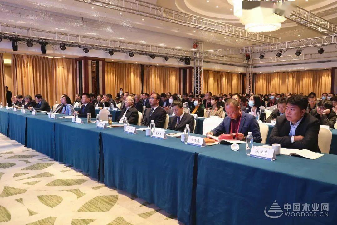 2020胶合板产业升级与功能转型研讨会成功举办