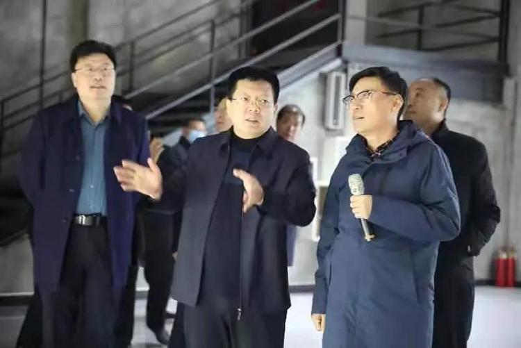 生态环境部华东督察局到临沂市调研木业产业转型升级工作
