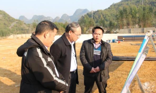 拟打造木业产业园 广西兴宾区委书记调研七洞乡
