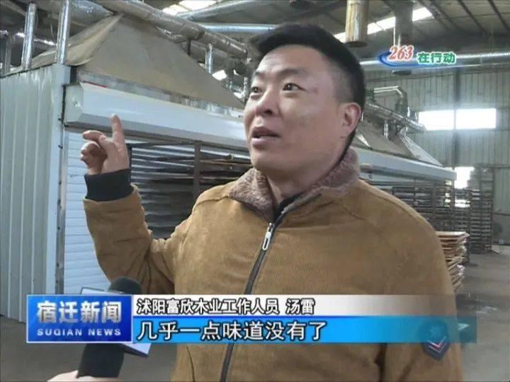 沭阳:部分木材加工企业整改效果良好
