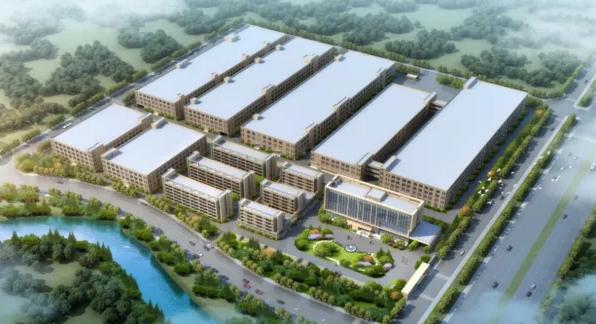 总投资16亿 三大家具项目在安吉动工建设