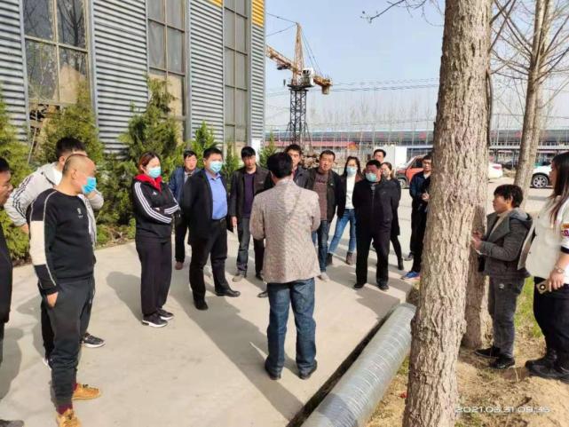 山东聊城召开胶合板制造等涉爆粉尘企业安全知识现场培训会