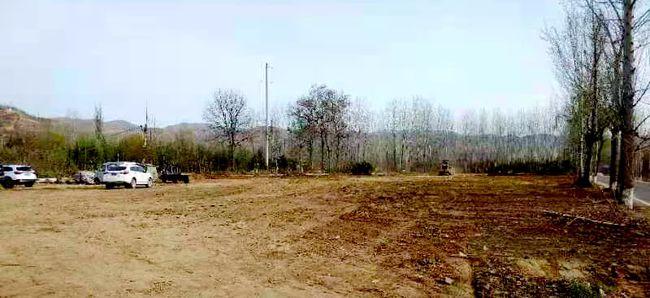 三门峡卢氏东明镇一家加工厂被拆除!