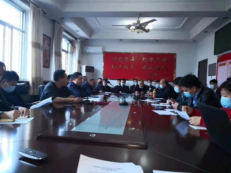 石家庄鹿泉区召开木材加工企业安全生产三年行动推进会议