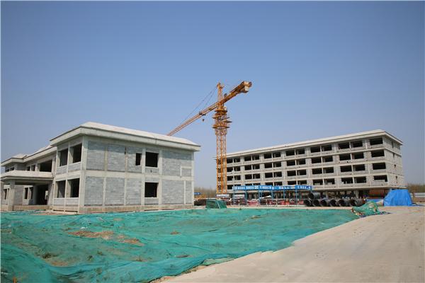 年产60万件无醛板材家具 万华阳信绿色大家居产业园预计2021年底竣工