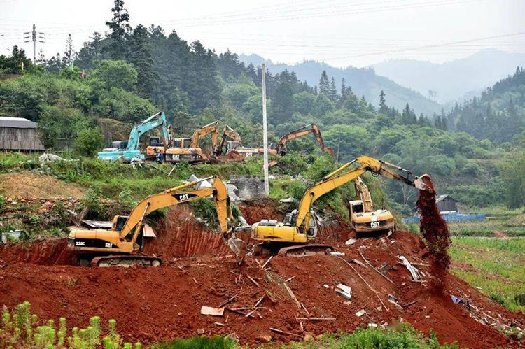 贵州榕江县木材加工产业园暨配套物流园项目开工建设
