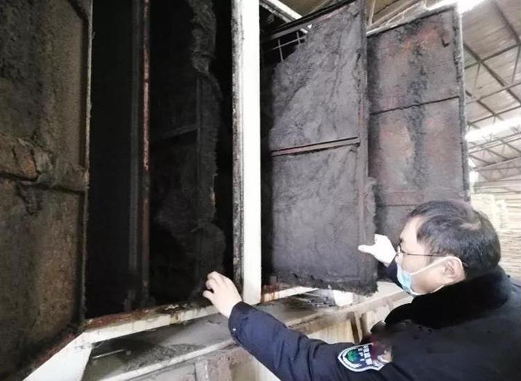 徐州多家木制品加工厂涉VOCs排放违法被通报