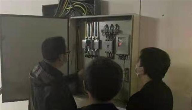 河北霸州对木材加工企业重点乡镇开展电气线路改造工作
