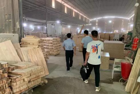 木业家具厂被投诉整改 南康严格落实环保督察