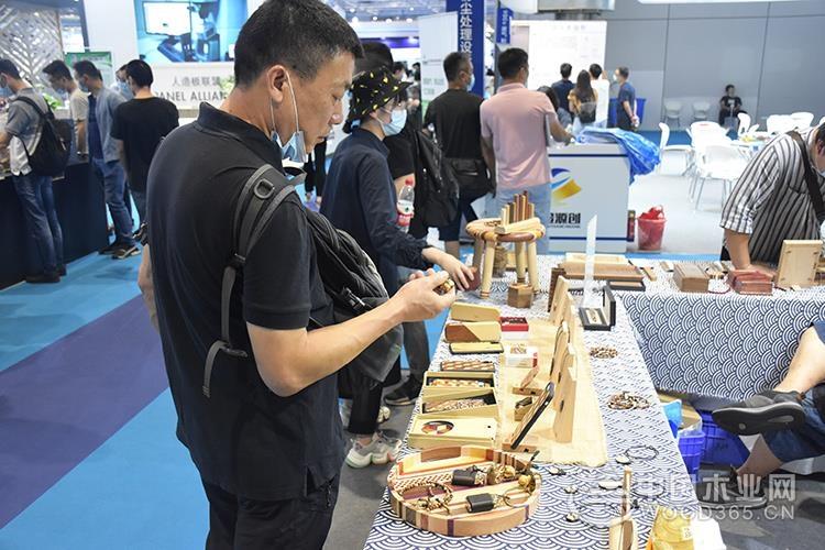 WMF国际木工展-同期活动盛况直播