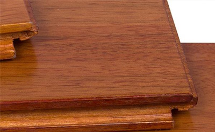 木地板选择平扣还是锁扣?