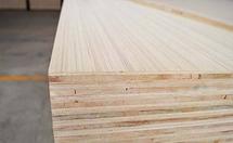 实木厚芯生态板的成�型介绍