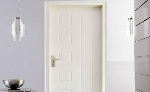 免漆门和生态门的三个区○别