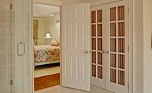 什么颜色的室内门流●行?