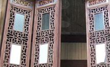 雕花木门的的工艺和辨别技巧