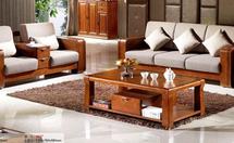 新中式实木家具度过炎热的天气