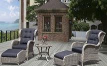 花园户外家具的选择