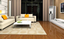 客厅地板选购方法介绍