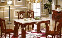 大理石餐桌好吗?有什么优缺点?