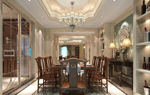 欧式红木家具,自然华贵的别样风格