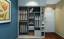 不同年龄使用衣柜格局设置