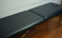 折叠按摩床配件设计介绍