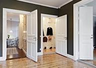 钢木门和实木门哪个好?家庭装修怎么选择木门?