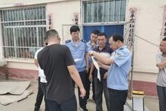 内蒙古杭锦后旗规范整顿木材加工企业联合执法