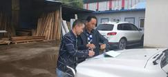 西藏林芝巴宜区对木制品加工企业进行抽样检查