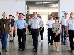 广西人大常委会副主任王跃飞前往鹿寨调研大庄家彩票代理