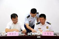 贵港市政府核查验收港南区苏湾木业区域性火灾隐患整改工作