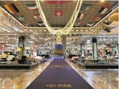 """广东最大的家具专业市场——乐从家具市场摁下""""启市键"""""""