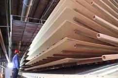 """【历史变迁】文安人造板产业向""""绿""""而行"""