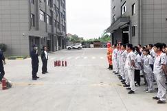 嘉兴屠甸镇开展木制品行业消防培训及演练