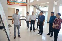 日照市工商联党组书记彭波深入秀屿区木材加工区考察调研