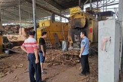 容县开展锅炉安全隐患专项整治