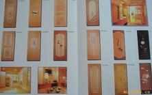 木皮拼花门板
